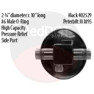 Product image Red Dot Red Dot 74R1756 receiver drier with specs
