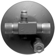 Product image Red Dot 74R3137 receiver drier top view