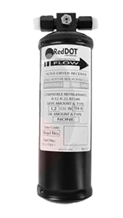 Product image Red Dot 74R3477 receiver drier