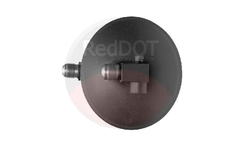 Red Dot 74R4017 Receiver Drier top view
