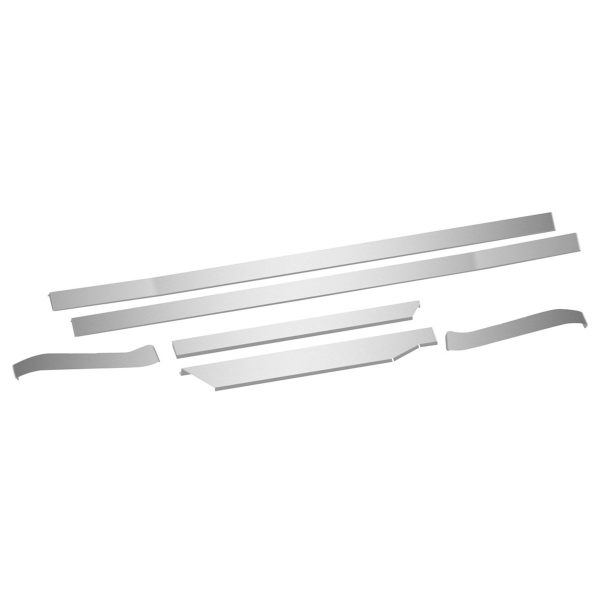 Product image Trux chrome blank sleeper and extension kit