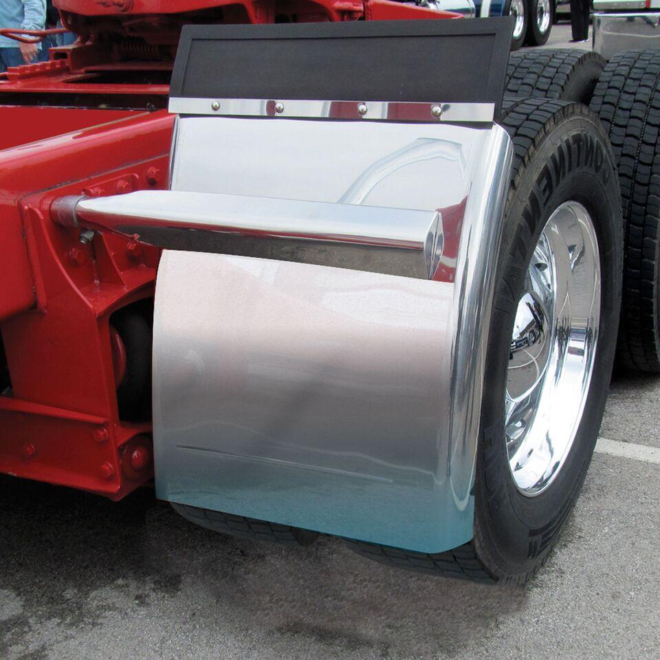 Semi Trailer Fender Mount : Fender mount tfen q a semi truck parts and accessories