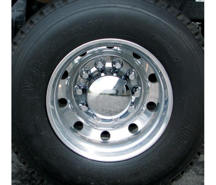 Semi Truck Hub Caps : Hub cover thub rp semi truck parts and accessories